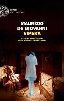 Copertina del libro Vipera di Maurizio de Giovanni