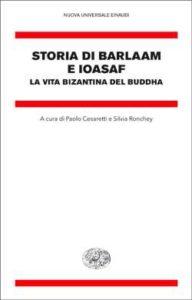 Copertina del libro Storia di Barlaam e Ioasaf di Anonimo