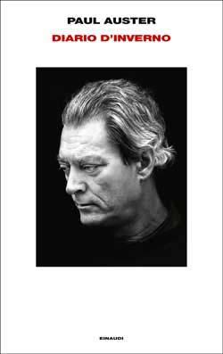 Copertina del libro Diario d'inverno di Paul Auster