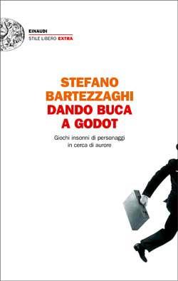 Copertina del libro Dando buca a Godot di Stefano Bartezzaghi