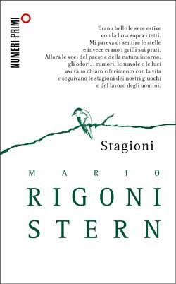 Copertina del libro Stagioni di Mario Rigoni Stern