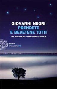 Copertina del libro Prendete e bevetene tutti di Giovanni Negri
