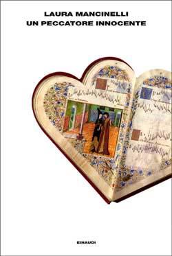 Copertina del libro Un peccatore innocente di Laura Mancinelli