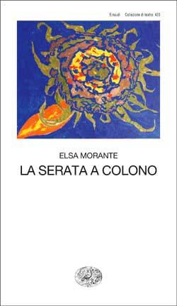 Copertina del libro La serata a Colono di Elsa Morante