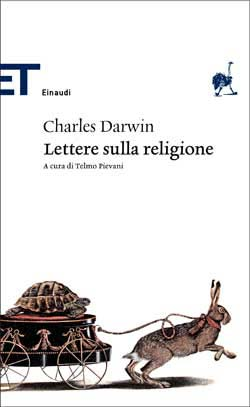 Copertina del libro Lettere sulla religione di Charles Darwin