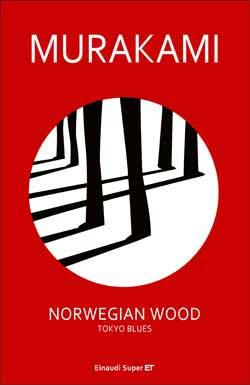 Copertina del libro Norwegian Wood. Tokyo Blues di Murakami Haruki