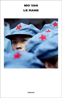 Copertina del libro Le rane di Mo Yan