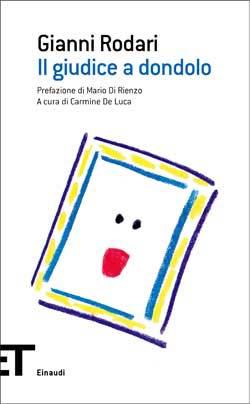 Copertina del libro Il giudice a dondolo di Gianni Rodari
