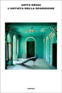 Copertina del libro L'artista della sparizione di Anita Desai