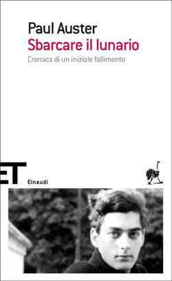 Copertina del libro Sbarcare il lunario di Paul Auster