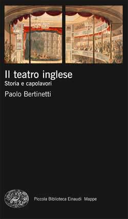 Copertina del libro Il teatro inglese di Paolo Bertinetti