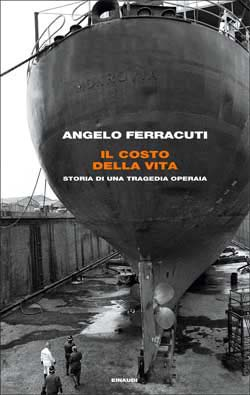 Copertina del libro Il costo della vita di Angelo Ferracuti