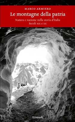 Copertina del libro Le montagne della patria di Marco Armiero