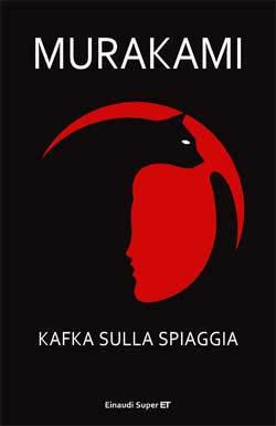 Copertina del libro Kafka sulla spiaggia di Murakami Haruki