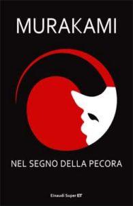 Copertina del libro Nel segno della pecora di Murakami Haruki