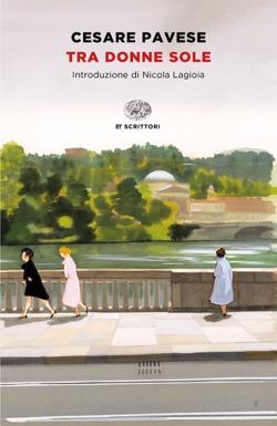 Copertina del libro Tra donne sole di Cesare Pavese