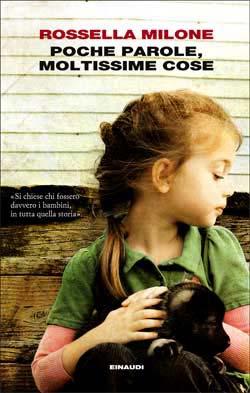 Copertina del libro Poche parole, moltissime cose di Rossella Milone