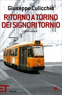 Copertina del libro Ritorno a Torino dei signori Tornio di Giuseppe Culicchia