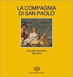Copertina del libro La Compagnia di San Paolo di VV.