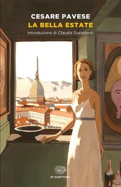 Copertina del libro La bella estate di Cesare Pavese