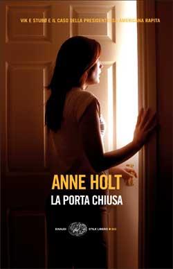 Copertina del libro La porta chiusa di Anne Holt