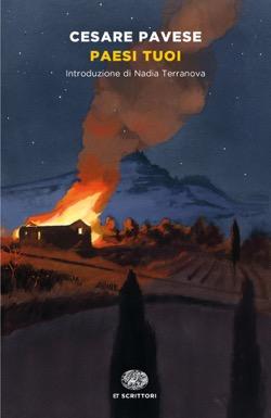 Copertina del libro Paesi tuoi di Cesare Pavese