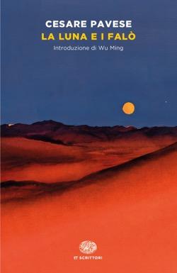 Copertina del libro La luna e i falò di Cesare Pavese