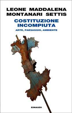 Copertina del libro Costituzione incompiuta