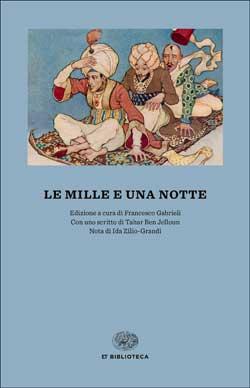 Copertina del libro Le mille e una notte (Einaudi) di VV.