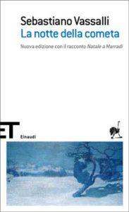 Copertina del libro La notte della cometa di Sebastiano Vassalli