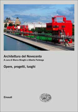 Copertina del libro Architettura del Novecento. Vol. II e III di VV.