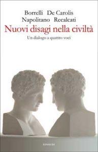 Copertina del libro Nuovi disagi nella civiltà