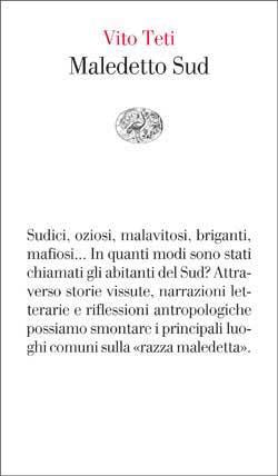 Copertina del libro Maledetto Sud di Vito Teti