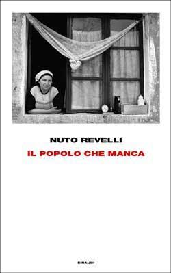 Copertina del libro Il popolo che manca di Nuto Revelli