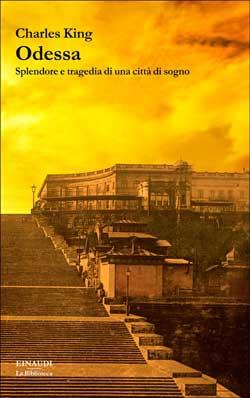Copertina del libro Odessa di Charles King