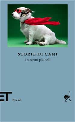 Copertina del libro Storie di cani di VV.