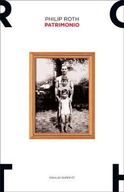 Copertina del libro Patrimonio di Philip Roth