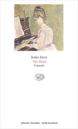 Copertina del libro I morti di James Joyce