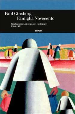 Copertina del libro Famiglia Novecento di Paul Ginsborg