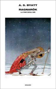 Copertina del libro Ragnarök di A. S. Byatt