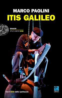 Copertina del libro Itis Galileo di Marco Paolini