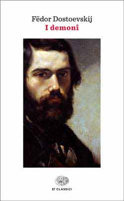 Copertina del libro I demoni di Fëdor Dostoevskij