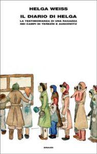 Copertina del libro Il diario di Helga di Helga Weiss