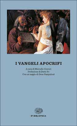 Copertina del libro I Vangeli apocrifi di VV.