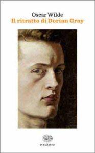 Copertina del libro Il ritratto di Dorian Gray di Oscar Wilde