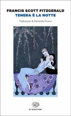Copertina del libro Tenera è la notte di Francis Scott Fitzgerald