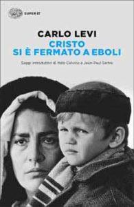 Copertina del libro Cristo si è fermato a Eboli di Carlo Levi