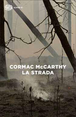 Copertina del libro La strada di Cormac McCarthy