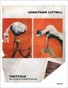 Copertina del libro Trittico di Jonathan Littell