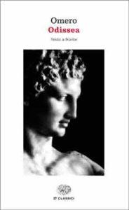 Copertina del libro Odissea di Omero